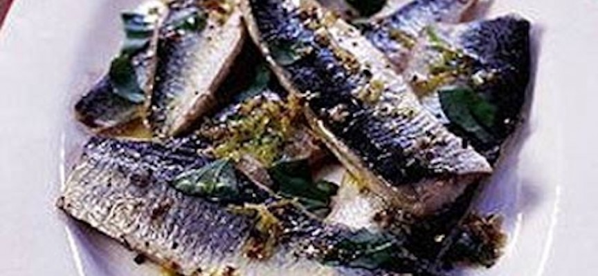 Simple herring recipe from Fyfe Smokery, Dunfermline