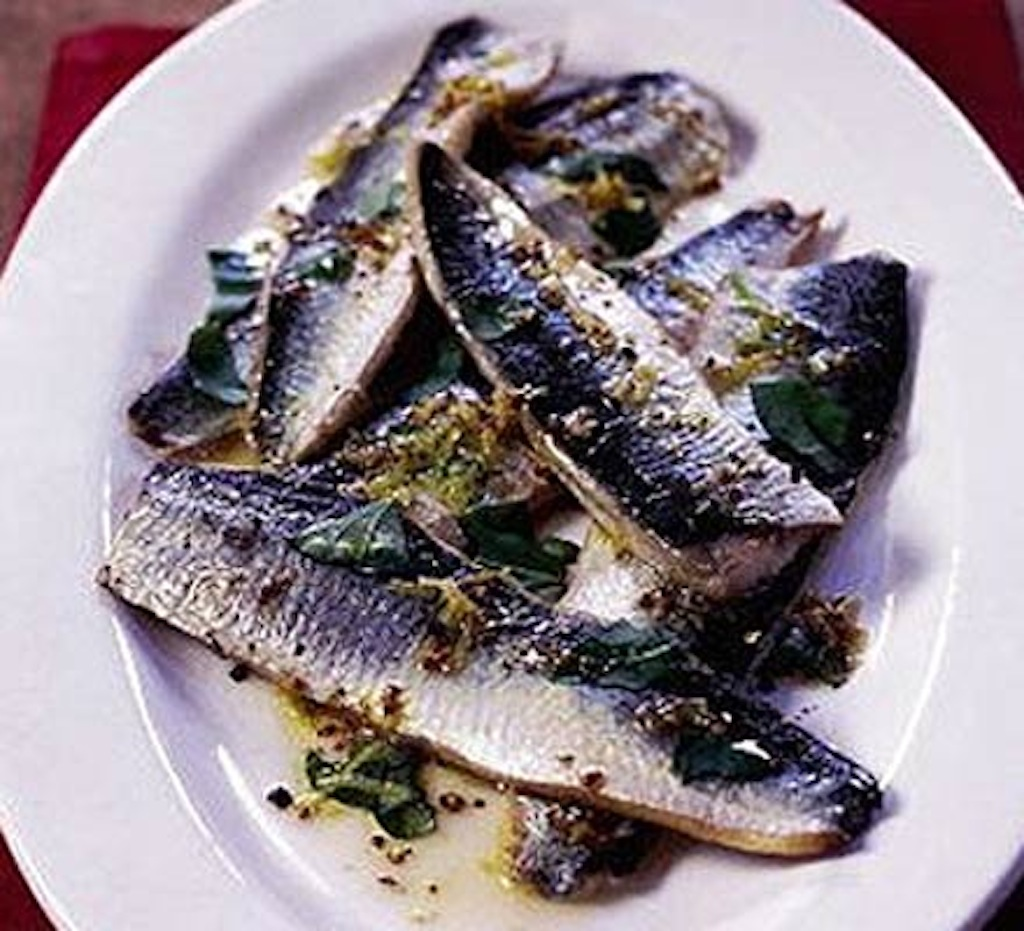 Simple recipes for cooking herring