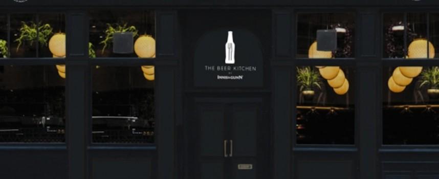 Innis & Gunn opens first pub in Edinburgh