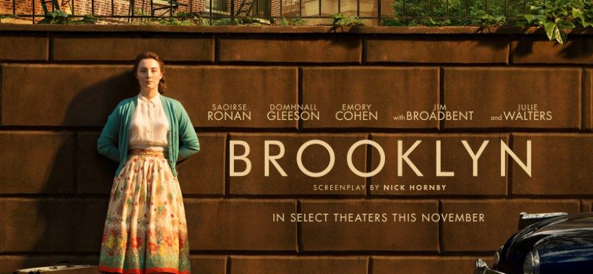 Brooklyn – enough to make you look forward to winter…