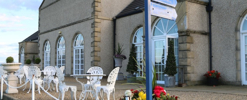 Beautiful views & good food, Forrester Park, Fife
