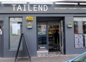Tailend Fish Restaurant & takeaway, St Andrews