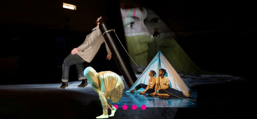 Pioneers of Performance: superb live dance comes to Lochgelly
