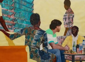 Njideka Akunyili Crosby: art from somewhere between Nigeria and America