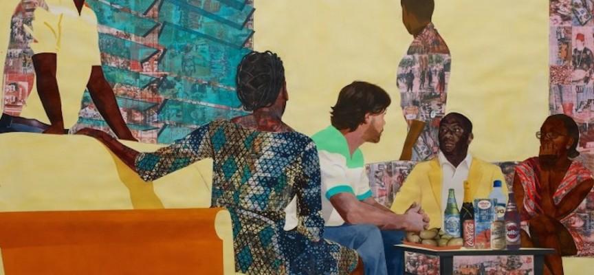 Njideka Akunyili Crosby: art from somewhere between Nigeria and America
