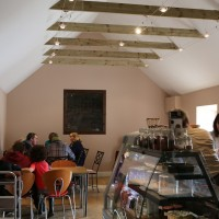 Shieldbank Coffee Shop and Riding Stables, near Saline, Fife