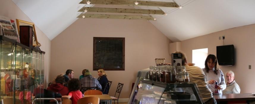 Shieldbank Coffee Shop and Riding Stables, near Saline, Fife