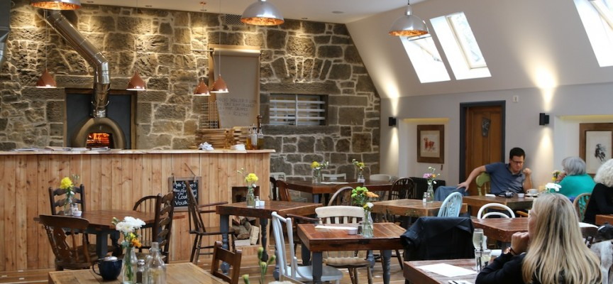 The Court House, Kinross; coffee bar and restaurant