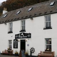 A Pint with a View, The Ship Inn, Limekilns, Fife