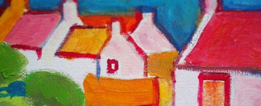 East Neuk Open Studios on this weekend and next