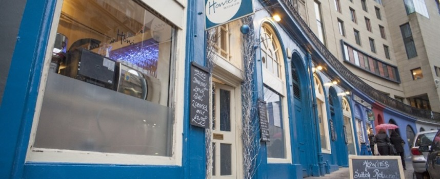 Howies Restaurants, Edinburgh celebrate 25 years
