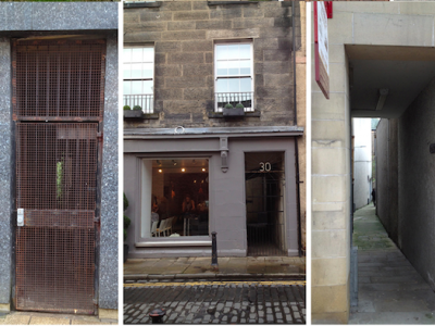 Pends and vennels: Dunfermline Architecture Guide #4