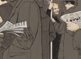 The 'Mad Man' of 50s New York: Illustrator, McCauley 'Mac' Conner