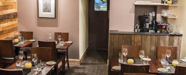 New look interior for Purslane, Stockbridge