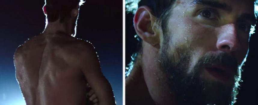 It's what you do in the dark… Michael Phelps in intense new Under Armour ad