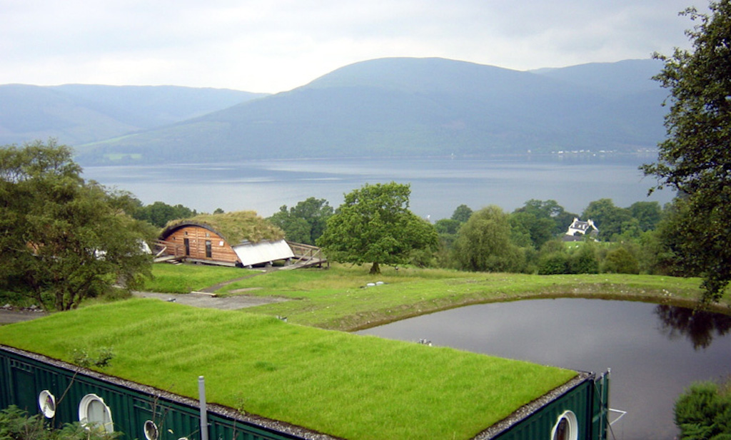 Rent A Pod >> Artist residency to rent at Cove Park, near Helensburgh ...