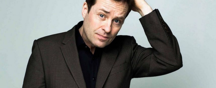 Ardal O'Hanlon at Fife Comedy Festival