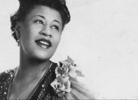 Happy birthday Ella Fitzgerald!