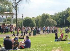 Here comes the Fresh Air Festival – it must soon be summer!