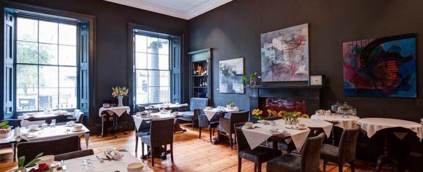 11 Brunswick Street; boutique hotel & restaurant in the centre of Edinburgh