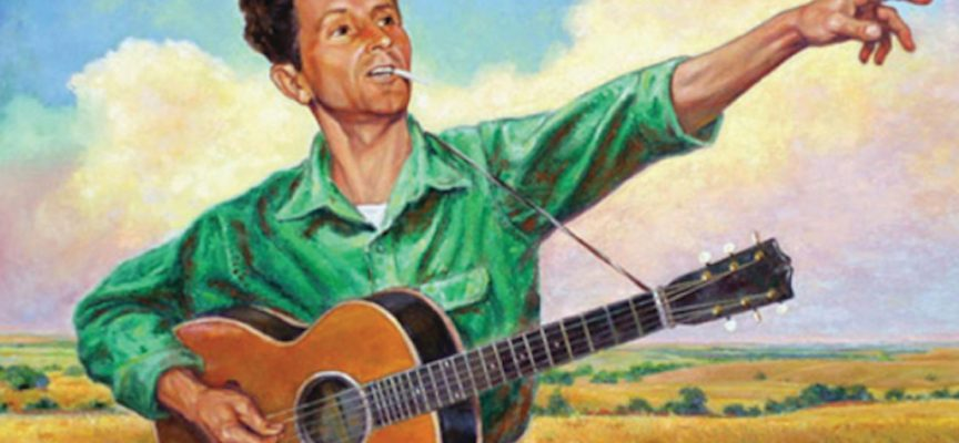 Hit West End show about Woody Guthrie comes to Dunfermline