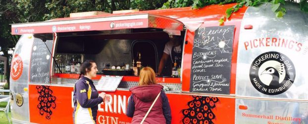 Royal Highland Show – new gin bar with gin tastings
