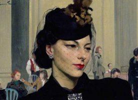 Herbert James Gunn: Scottish artist inspired by his wife