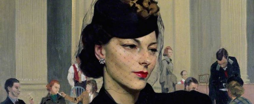 Herbert James Gunn: Scottish artist inspired by his wife