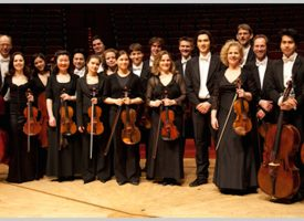 Vivaldi at the Abbey