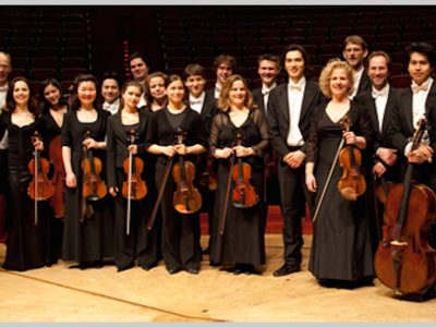Vivaldi at the Abbey