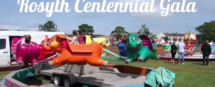 Charming film about Rosyth Centennial Gala by Sean Steen