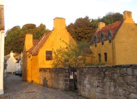 Walk from Culross Palace to Dunfermline