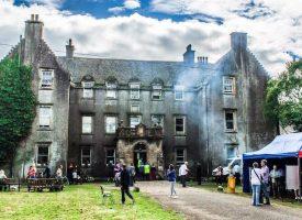 Breathing life back into Bannockburn House