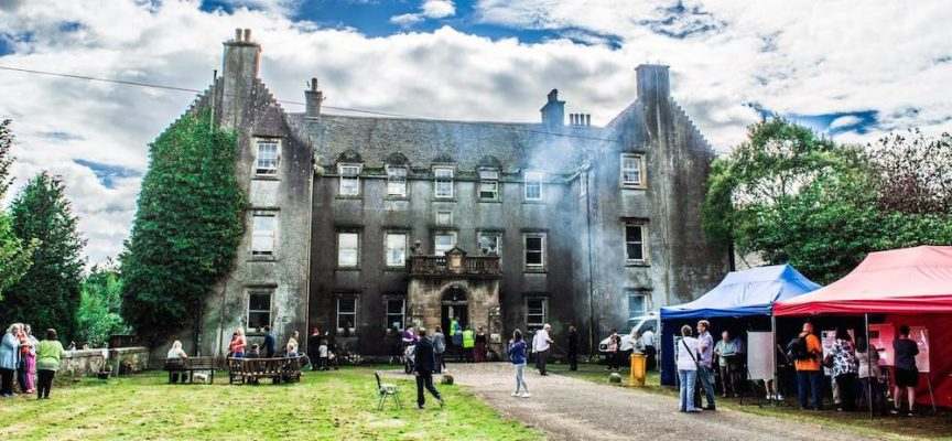 Breathing life back into Bannockburn House