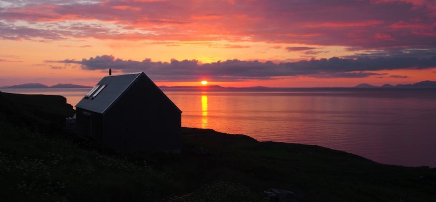 Stylish accommodation at Tinhouse, Isle of Skye