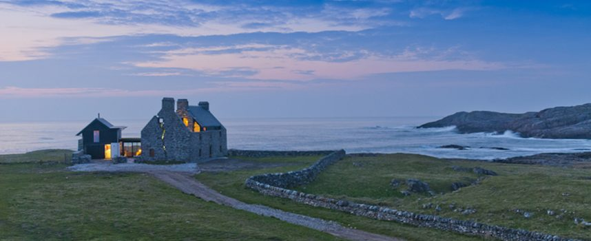 The White House, Isle of Coll