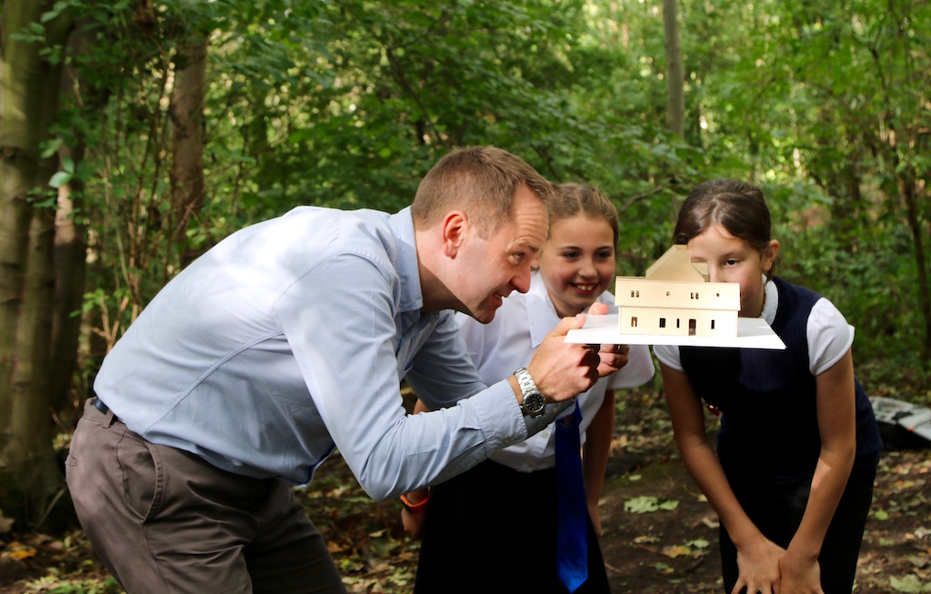 Primary Classroom Design Guide ~ School pupils design their own outdoor classroom avocado