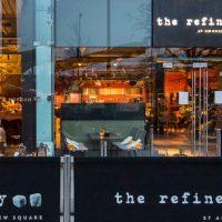 Dishoom & The Refinery, two new restaurants, St Andrew Square, Edinburgh