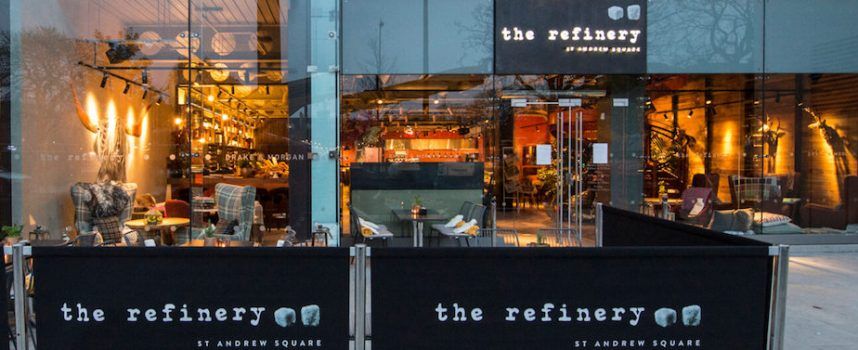 Dishoom & The Refinery, two new restaurants, St Andrew Square, Edinburgh