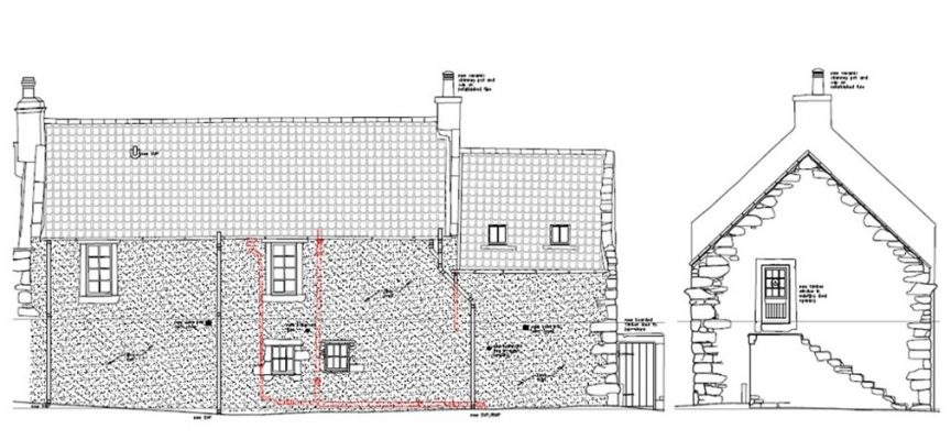 Bennet House, Culross: historic building open for tours