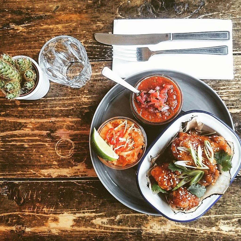 Good Mexican Food In Edinburgh