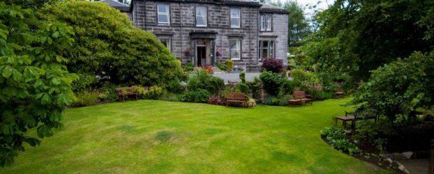 A Scottish/Portuguese alliance at Garvock House Hotel Dunfermline
