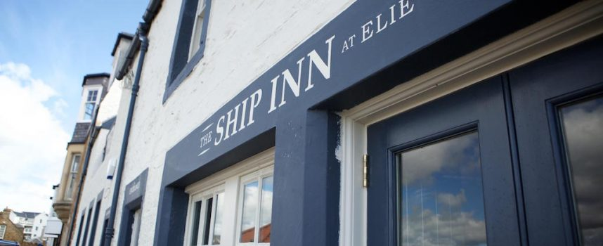 The Ship Inn, Elie Fife