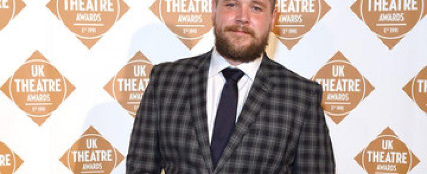 Outlander star is Jocky Wilson in new play