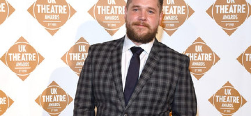 Outlander star is Jocky Wilson in new play