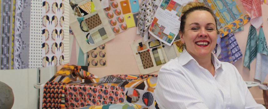 Dunfermline architecture inspires textile exhibition