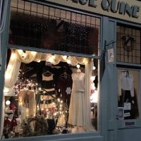 New vintage shop in Falkland, Fife