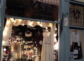 New vintage shop in Falkland, Fife