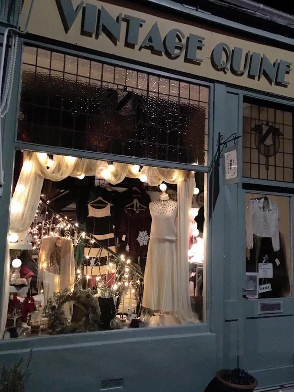 New Vintage Shop In Falkland Fife Avocado Sweet