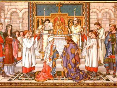 Dunfermline summer pilgrimage celebrates Patron Saint of Mothers